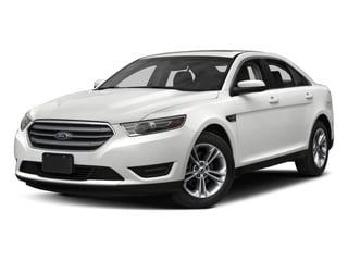 2016 Ford Taurus Pictures Taurus Sedan 4D SEL EcoBoost I4 Turbo photos side front view