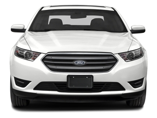2016 Ford Taurus Pictures Taurus Sedan 4D SEL EcoBoost I4 Turbo photos front view