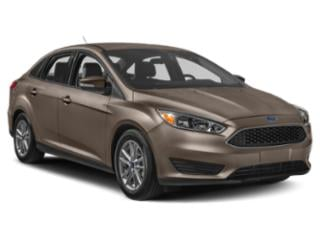 2016 Ford Focus Pictures Focus Sedan 4D S I4 photos side front view