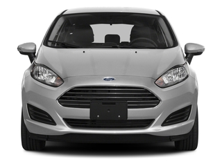 2016 Ford Fiesta Pictures Fiesta Hatchback 5D SE EcoBoost I3 Turbo photos front view