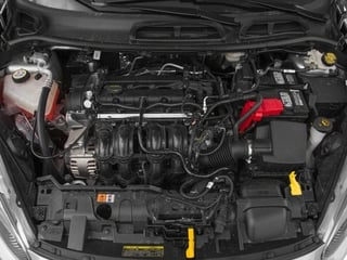 2016 Ford Fiesta Pictures Fiesta Sedan 4D SE I4 photos engine