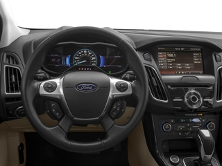 2016 Ford Focus Electric Pictures Focus Electric Hatchback 5D Electric photos driver's dashboard