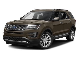 2016 Ford Explorer Pictures Explorer Utility 4D Limited 2WD V6 photos side front view