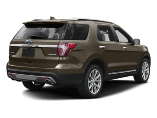 2016 Ford Explorer Pictures Explorer Utility 4D Limited 2WD V6 photos side rear view