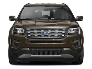 2016 Ford Explorer Pictures Explorer Utility 4D Limited 2WD V6 photos front view