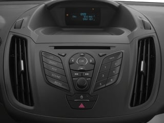 2016 Ford Escape Pictures Escape Utility 4D SE 2WD I4 Turbo photos stereo system
