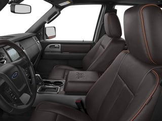 2016 Ford Expedition Pictures Expedition Utility 4D King Ranch 4WD V6 Turbo photos front seat interior