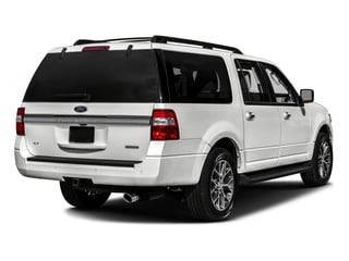 2016 Ford Expedition EL Pictures Expedition EL Utility 4D XLT 2WD V6 Turbo photos side rear view
