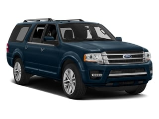2016 Ford Expedition EL Pictures Expedition EL Utility 4D Limited 4WD V6 Turbo photos side front view