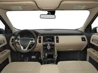 2016 Ford Flex Pictures Flex Wagon 4D Limited AWD photos full dashboard