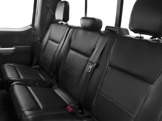 2016 Ford F-150 Pictures F-150 Supercab Lariat 2WD photos backseat interior