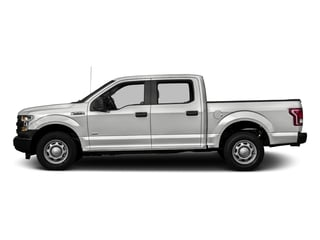 2016 Ford F-150 Pictures F-150 Crew Cab XL 2WD photos side view
