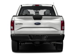2016 Ford F-150 Pictures F-150 Crew Cab XL 2WD photos rear view