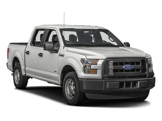 2016 Ford F-150 Pictures F-150 Crew Cab XL 2WD photos side front view