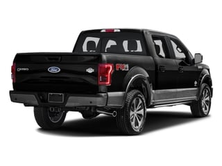 2016 Ford F-150 Pictures F-150 Crew Cab King Ranch 4WD photos side rear view