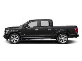 2016 Ford F-150 Pictures F-150 Crew Cab Limited EcoBoost 2WD photos side view