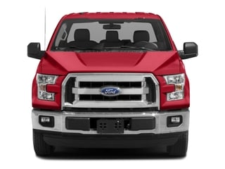 2016 Ford F-150 Pictures F-150 Regular Cab XLT 2WD photos front view
