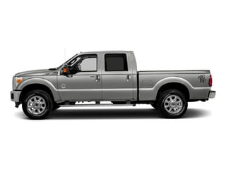 2016 Ford Super Duty F-250 SRW Pictures Super Duty F-250 SRW Crew Cab XL 4WD photos side view