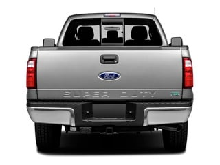 2016 Ford Super Duty F-250 SRW Pictures Super Duty F-250 SRW Regular Cab XL 2WD photos rear view
