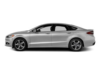 2016 Ford Fusion Pictures Fusion Sedan 4D SE EcoBoost 2.0L I4 photos side view