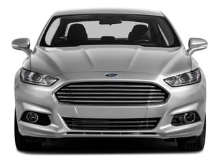 2016 Ford Fusion Pictures Fusion Sedan 4D SE EcoBoost 2.0L I4 photos front view