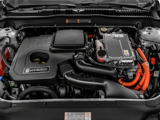 2016 Ford Fusion Pictures Fusion Sedan 4D S I4 Hybrid photos engine