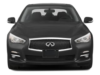 2016 INFINITI Q50 Pictures Q50 Sedan 4D 2.0T AWD I4 Turbo photos front view
