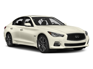 2016 INFINITI Q50 Pictures Q50 Sedan 4D AWD V6 Hybrid photos side front view