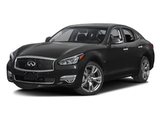 2016 INFINITI Q70 Pictures Q70 Sedan 4D V6 photos side front view