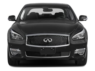 2016 INFINITI Q70 Pictures Q70 Sedan 4D V6 photos front view