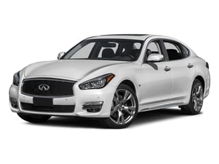 2016 INFINITI Q70L Pictures Q70L Sedan 4D LWB V6 photos side front view