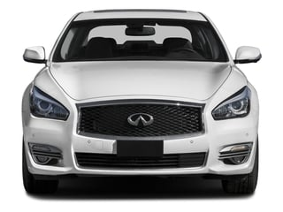 2016 INFINITI Q70L Pictures Q70L Sedan 4D LWB V6 photos front view