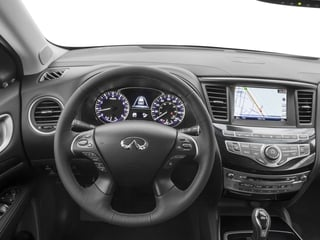 2016 INFINITI QX60 Pictures QX60 Utility 4D AWD V6 photos driver's dashboard