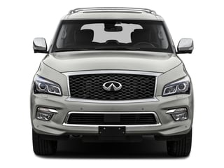 2016 INFINITI QX80 Pictures QX80 Utility 4D Signature AWD V8 photos front view