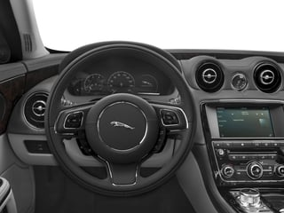 2016 Jaguar XJ Pictures XJ Sedan 4D R-Sport AWD V6 Supercharged photos driver's dashboard