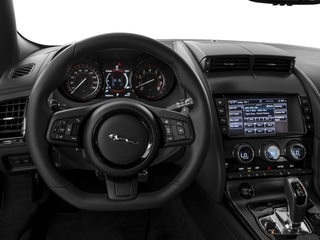 2016 Jaguar F-TYPE Pictures F-TYPE Coupe 2D S V6 photos driver's dashboard