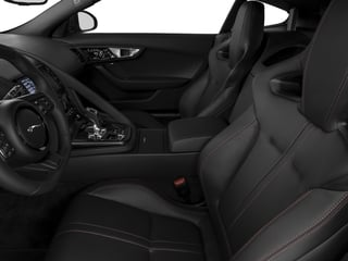 2016 Jaguar F-TYPE Pictures F-TYPE Coupe 2D S V6 photos front seat interior