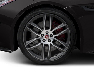 2016 Jaguar F-TYPE Pictures F-TYPE Convertible 2D R AWD V8 photos wheel