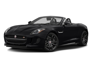 2016 Jaguar F-TYPE Pictures F-TYPE Convertible 2D S AWD V6 photos side front view