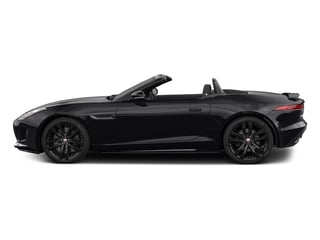 2016 Jaguar F-TYPE Pictures F-TYPE Convertible 2D S AWD V6 photos side view