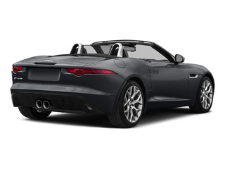 2016 Jaguar F-TYPE Pictures F-TYPE Convertible 2D V6 photos side rear view