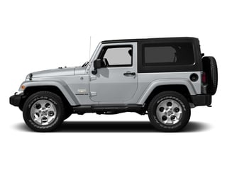 2016 Jeep Wrangler Pictures Wrangler Utility 2D Sahara 4WD V6 photos side view