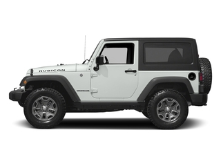 2016 Jeep Wrangler Pictures Wrangler Utility 2D Rubicon 4WD V6 photos side view