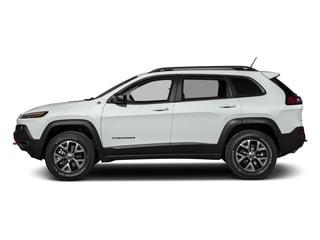 2016 Jeep Cherokee Pictures Cherokee Utility 4D Trailhawk 4WD photos side view