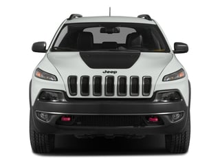 2016 Jeep Cherokee Pictures Cherokee Utility 4D Trailhawk 4WD photos front view