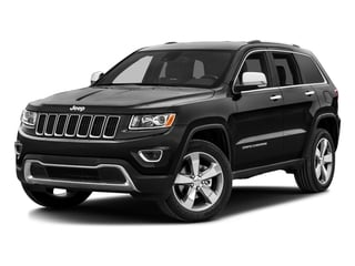 2016 Jeep Grand Cherokee Pictures Grand Cherokee Utility 4D Limited 2WD photos side front view