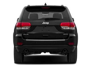 2016 Jeep Grand Cherokee Pictures Grand Cherokee Utility 4D Limited 2WD photos rear view
