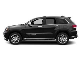 2016 Jeep Grand Cherokee Pictures Grand Cherokee Utility 4D Summit Diesel 2WD photos side view