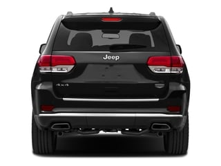 2016 Jeep Grand Cherokee Pictures Grand Cherokee Utility 4D Summit Diesel 2WD photos rear view