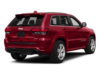 2016 Jeep Grand Cherokee Pictures Grand Cherokee Utility 4D SRT-8 4WD photos side rear view